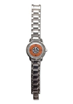 Dragon Ball Z Goku Icon Metal Watch