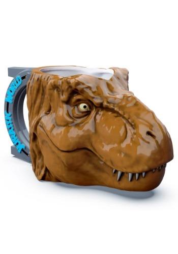 T-Rex Ceramic Sculpted Mug Jurassic World 2