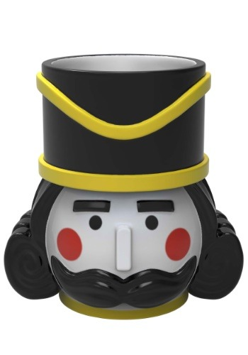 Sculpted The Nutcracker Mug