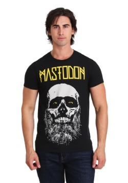 Men's Mastodon Admat Black T-Shirt