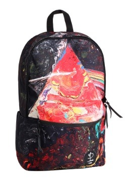 Pink Floyd Prism Sublimated Watercolor Backpack