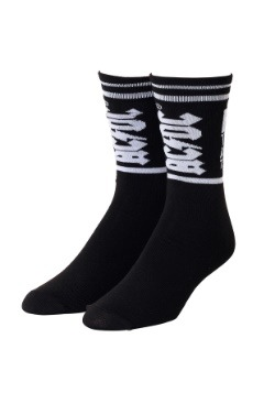 AC/DC For Those About to Rock Knit Crew Socks