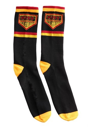 KISS Army Crew Socks