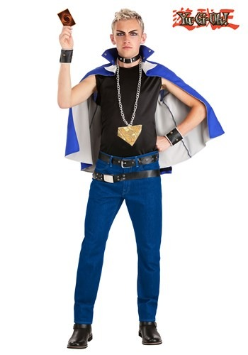Men's Yu-Gi-Oh YuGi Costume up1