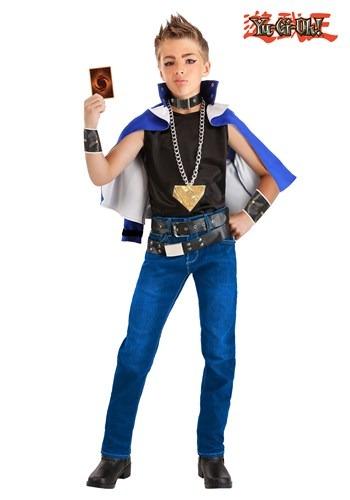 Yu-Gi-Oh YuGi Costume for Boys up1