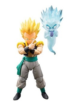 Dragon Ball Super Saiyan Gotenks SH Figuarts Action Figure