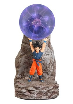 Dragon Ball Z Goku Spirit Bomb Plasma Lamp Update Main