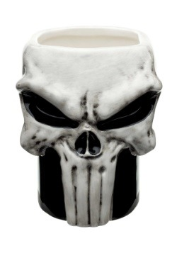 Punisher Ceramic Sculpted Mug