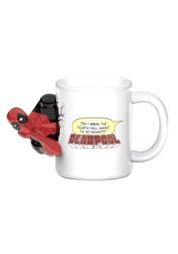 Deadpool Classic Ceramic Bust Out Mug-update1