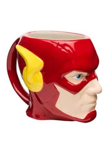 Flash Ceramic Sculpted Mug