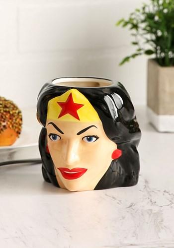 Wonder Woman Ceramic Sculpted Mug Update