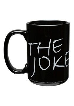 Batman Joker Black Large Ceramic Mug Alt1