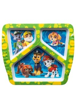Paw Patrol 3 Section Plate Update1
