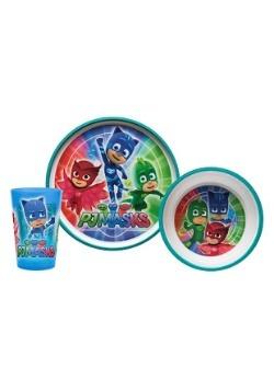 PJ Masks 3pc Dinner Set