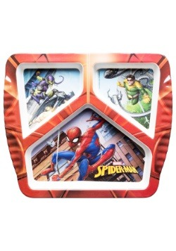 Spiderman 3 Section Plate