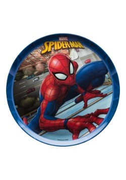 Spiderman Classic 10in Melamine Plate