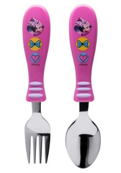 Minnie Mouse Happy Helpers Flatware Set