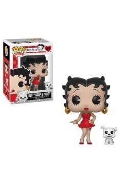 Pop! & Buddy: Betty Boop - Betty w/ Pudgy