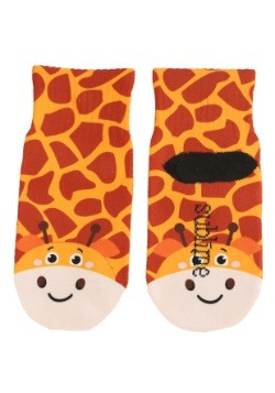 Giraffe Kids Ankle Socks