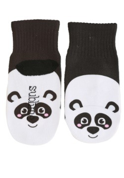 Panda Kids Ankle Socks