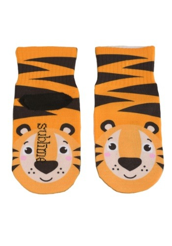 Tiger Kids Ankle Socks