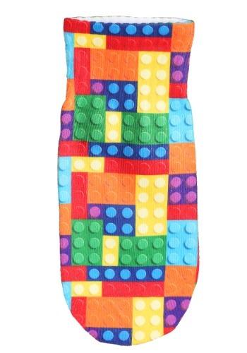 Building Bricks Kids Ankle Socks