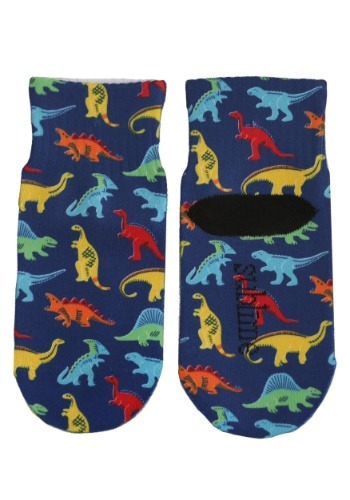 Colorful Dinosaurs Kids Ankle Socks