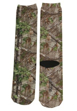 Realtree Camo Adult Knee-High Socks