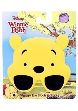 Winnie the Pooh Sunglasses Sunstaches