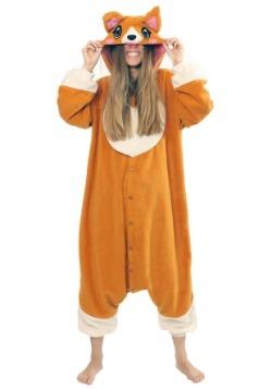Corgi Kigurumi Pajama Adult Costume