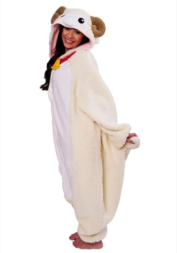Sheep Kigurumi Costume