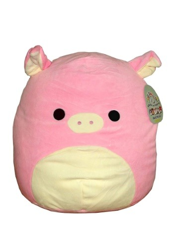 """Squishmallow Peter Pig 8"""" Plush"""