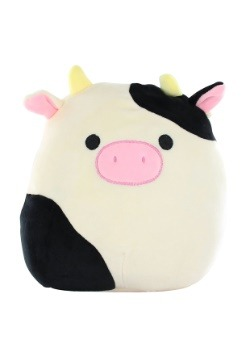 "Squishmallow Cow 8"" Plush Toy"