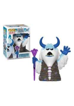 Pop! Movies: Smallfoot- Stonekeeper