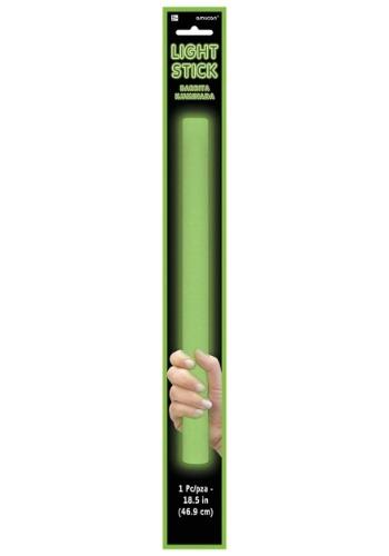 Green Foam Light Up Glow Stick