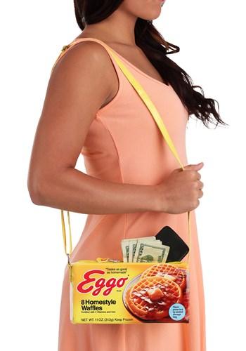 Women's Waffle Eggo Box Purse