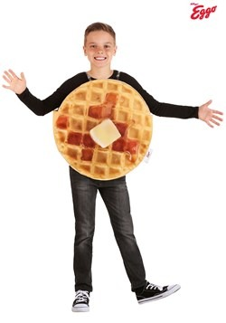 Kid's Eggo Waffle Costume