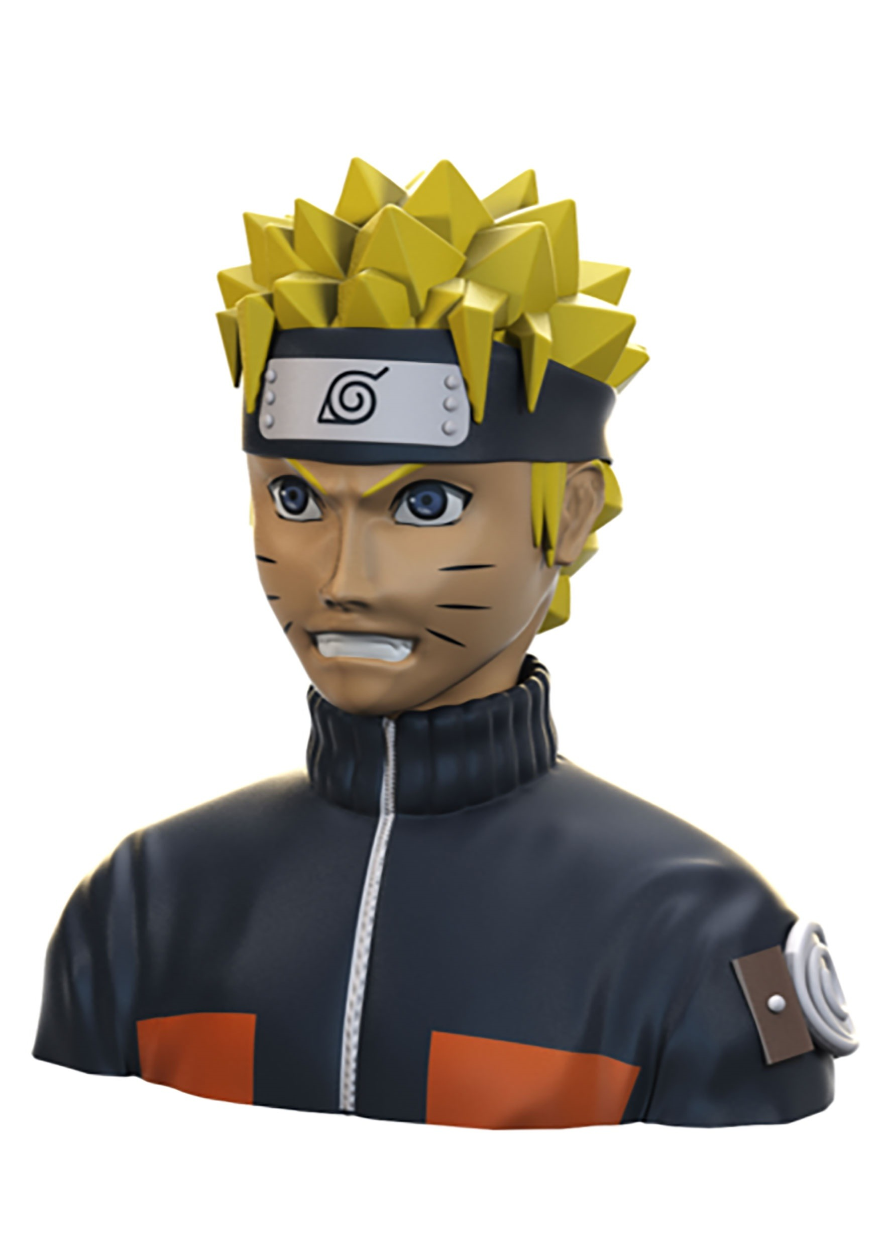 Naruto Bust -Coin Bank