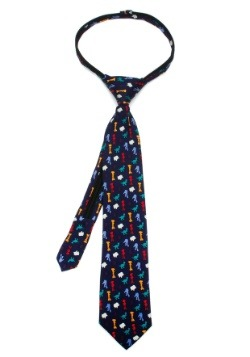 Toy Story Boys' Zipper Tie