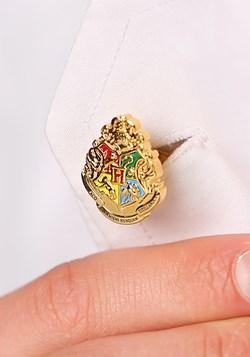 Hogwarts Crest Cufflinks upd