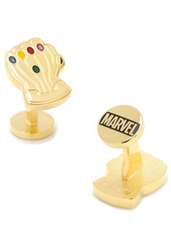 Thanos Infinity Gauntlet Cufflinks