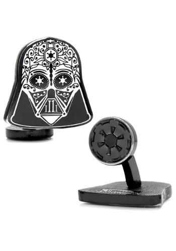 Darth Vader Sugar Skull Cufflinks