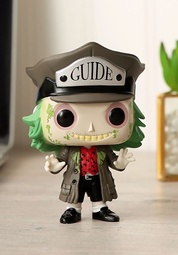 Pop! Horror: Beetlejuice w/ Hat Main Upd