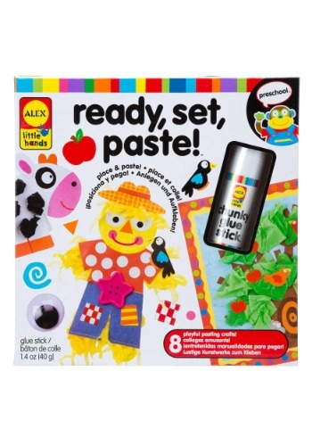 ALEX Toys Discover Ready Set Paste Craft Kit