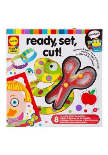 ALEX Toys Discover Ready, Set, Cut