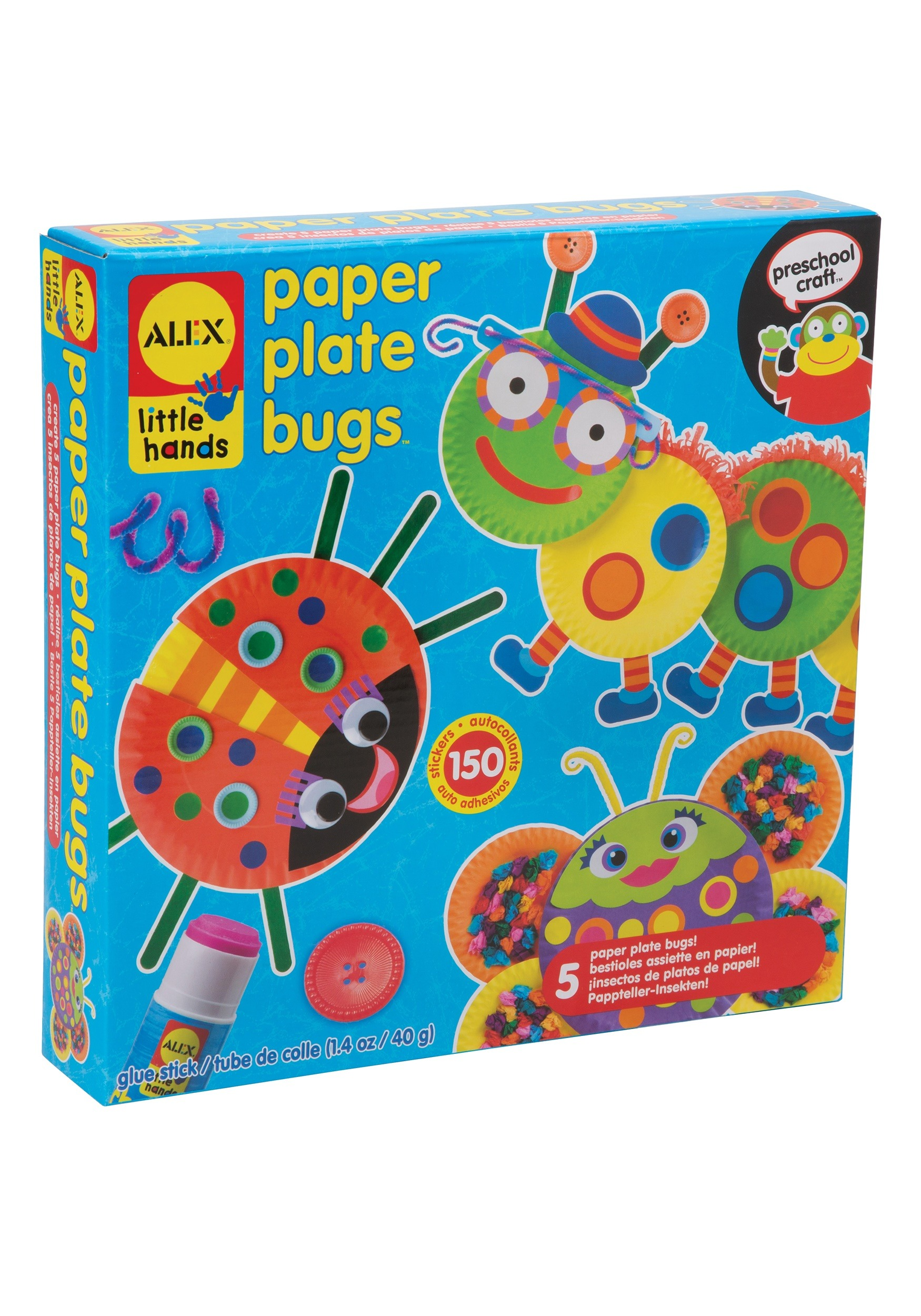 Paper_Plate_Bugs_Toy_Craft_Set