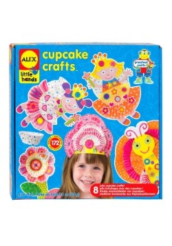 Cupcake Crafts from Alex Brands
