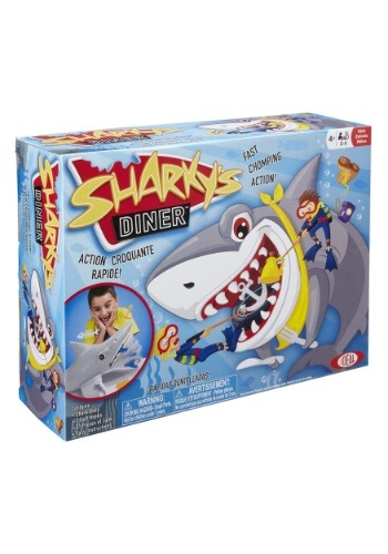 Sharky's - Diner Game