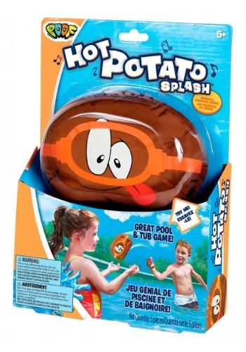Hot Potato Splash