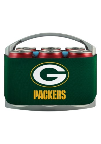 Green Bay Packers Cool 6 Cooler